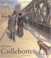 Cover of: Gustave Caillebotte