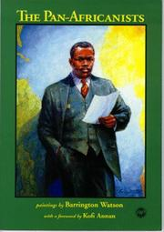 Cover of: The pan-Africanists