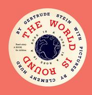 Cover of: The World is Round