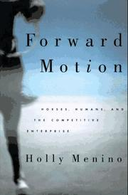 Cover of: Forward motion