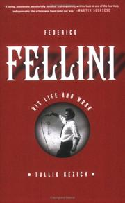 Cover of: Federico Fellini