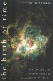 Cover of: The Birth of Time