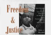 Cover of: Freedom & justice