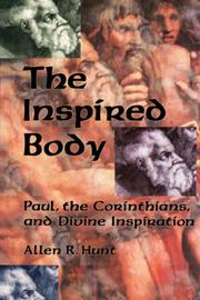 Cover of: The inspired body