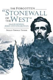 Cover of: Forgotten Stonewall of the West (Garland Reference Library of the)
