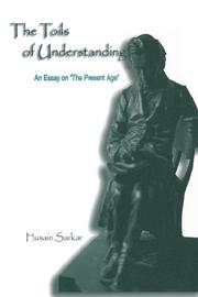 Cover of: The toils of understanding