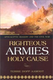 Cover of: Righteous Armies, Holy Causes | Terrie Dopp Aamodt