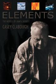 Cover of: Elements | Casey Howard Clabough