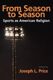 Cover of: From Season To Season