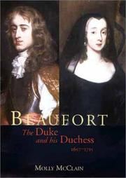 Cover of: Beaufort