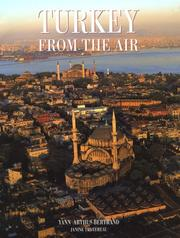 Cover of: Turkey from the air