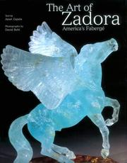 Cover of: The art of Zadora