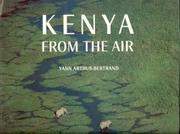 Cover of: Kenya from the air