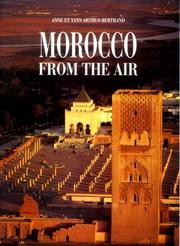 Cover of: Morocco from the air