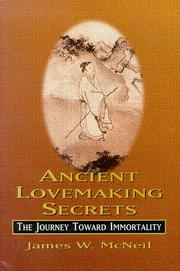 Cover of: Ancient lovemaking secrets