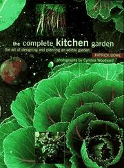 Cover of: The complete kitchen garden