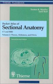 Cover of: Pocket atlas of sectional anatomy |