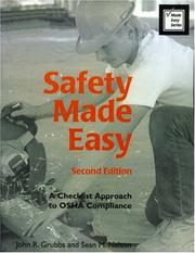 Safety made easy by John R. Grubbs