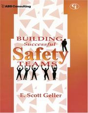 Cover of: Building successful safety teams