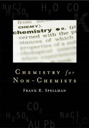 Cover of: Chemistry for Nonchemists | Frank R. Spellman