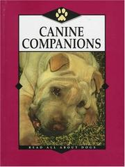 Cover of: Canine companions