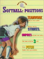 Cover of: Softball--positions