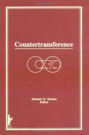 Cover of: Countertransference |