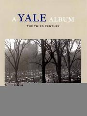 Cover of: A Yale Album
