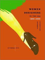 Cover of: Women designers in the USA, 1900-2000 |