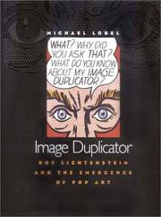 Cover of: Image Duplicator | Michael Lobel