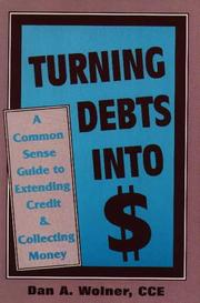 Cover of: Turning debts into dollars