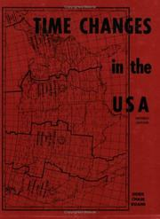 Time changes in the U.S.A by Doris Chase Doane