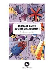 Cover of: Farm and Ranch Business Management