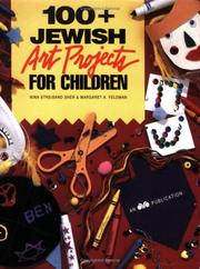 Cover of: 100+ Jewish Art Projects for Children | Sorel Goldberg Loeb