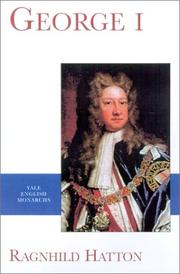 Cover of: George I