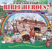 Cover of: Can You Find Bible Heroes?