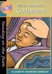 Cover of: When you are a Godparent |