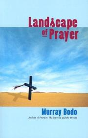 Cover of: Landscape of Prayer