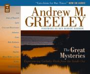 Cover of: The Great Mysteries | Andrew M. Greeley