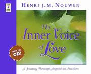 The inner voice of love by Henri J. M. Nouwen