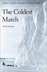 Cover of: The coldest March | Susan Solomon