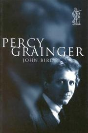 Cover of: Percy Grainger
