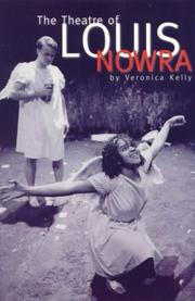 Cover of: The theatre of Louis Nowra