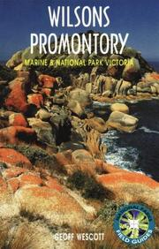Cover of: Wilsons Promontory