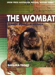 Cover of: The Wombat | Barbara Triggs