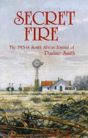 Cover of: Secret fire