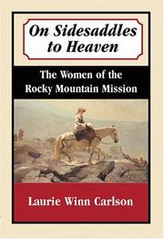 Cover of: On Sidesaddles to Heaven | Laurie Winn Carlson