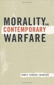 Cover of: Morality and Contemporary Warfare
