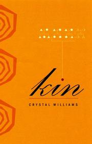 Cover of: Kin: poems