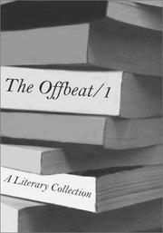 Cover of: The Offbeat/1 | Gavin Craig